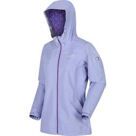 Regatta Hamara II Waterproof Shell Jacket Women lilac bloom